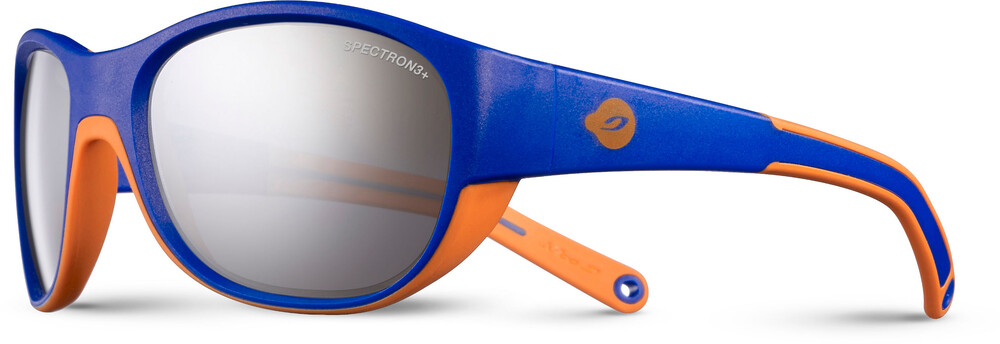 Julbo Solan Spectron 4 Sunglasses Kids 4-6Y Gray/Orange-Gray Flash Silver 2018 Sonnenbrillen ATPbe